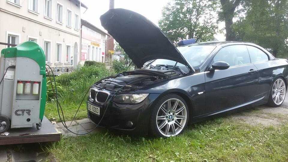 Autogar Jihlava | servis klimatizací